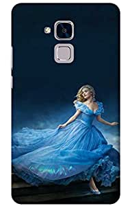 movie Designer Printed Back Case Cover for Huawei Honor 5C