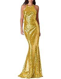 98ffd4f81420 Amazon.it  abito paillettes donna - 42   Donna  Abbigliamento