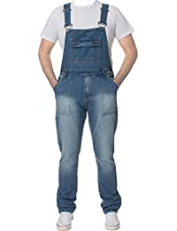 Smart 2019 New Fashion Mens Ripped Jeans Jumpsuits Summer Hi Street Distressed Denim Bib Overalls For Man Suspender Pants Bright In Colour Overalls Pants