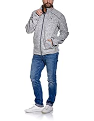 Tatonka Azua M 'S Jacket Chaqueta, Otoño-invierno, hombre, color light matt blue, tamaño extra-large