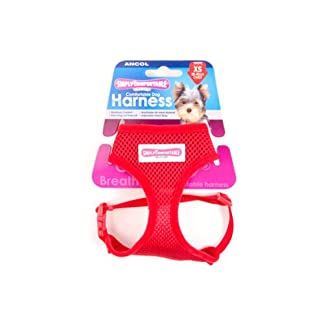 Ancol Simply Comfortable Mesh Dog Harness Red M 44-57cm 8