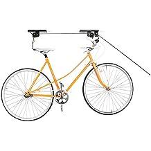 Estante bastidores para bicicletas Ascensor moto elevación de bici