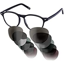 BRILLE SONNENBRILLE MIT Sehstärke für Kurzsichtigkeit für