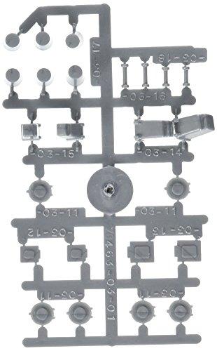 Faller - F180905 - Modélisme - Poubelle - 10 Pièces