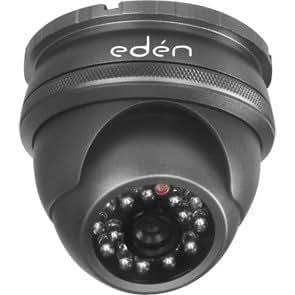 Eden C1104C Caméra dôme 650 lignes