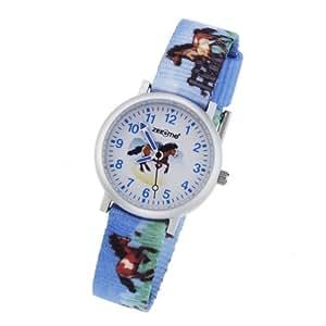 ZEEme Watches Kinderuhr mit Pferden 095000004