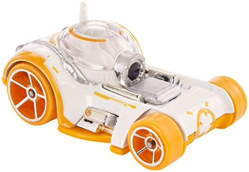 Hot Wheels Star Wars BB-8 - modelos de juguetes