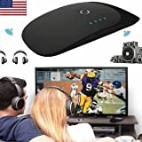 SLB Works Brand New 2in 1 Wireless Bluetooth 4.1 Music Stream Receiver A2DP Stereo Audio Adapter Hot