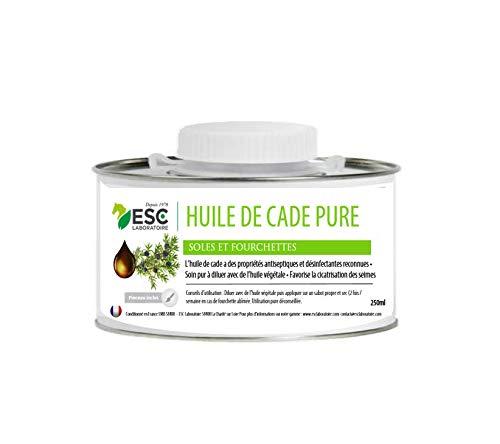 ESC Laboratoire Huile de Cade Pure - 250 ML - à diluer.