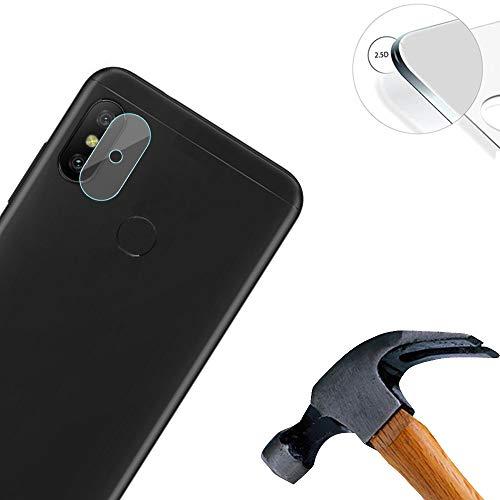 Lusee 2 x Pack Protector Lente Cámara Xiaomi