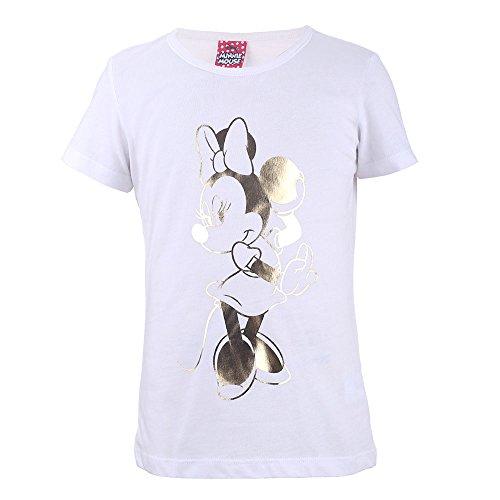 Disney Mädchen T-Shirt Minnie Mouse 73212 (98, ()