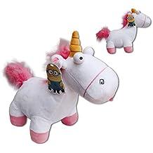 Unicornio Agnes 18cm Minion Peluche Gru película Despicable me 2figuras de peluche suave