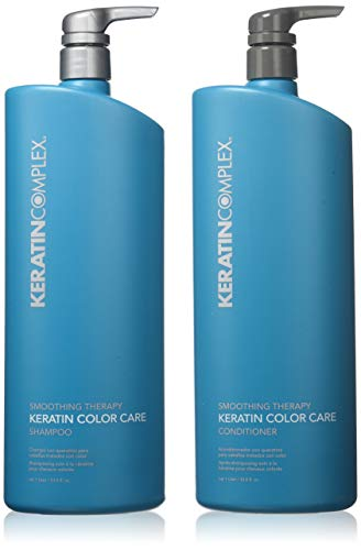Keratin Complex Keratin Care (Keratin Complex Color Care Shampoo n Conditioner 33.8 Ounces Set by Keratin Complex)