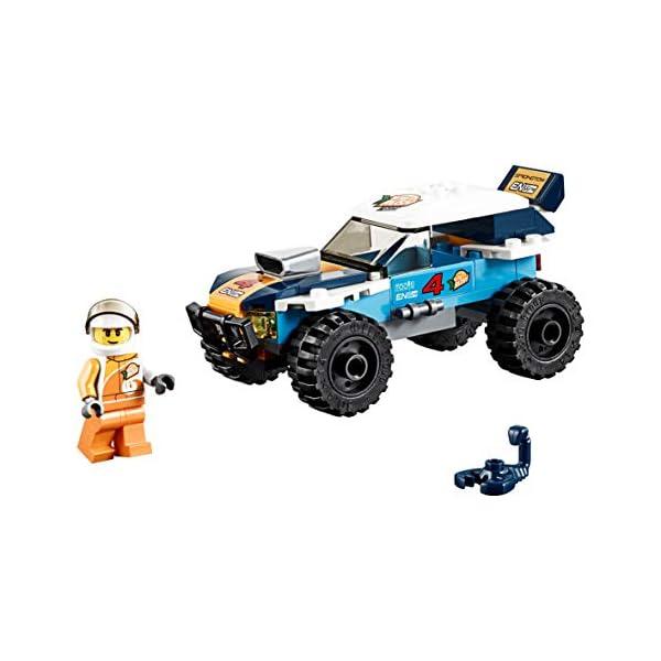 LEGO City - Auto da rally del deserto, 60218 4 spesavip