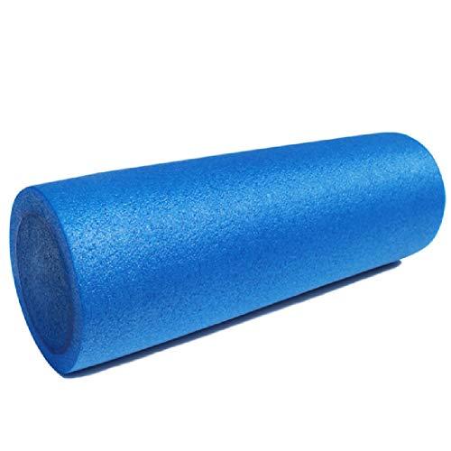 AOACD Rodillo de Espuma 45cm Largo Medio-Duro Suave Rodillo Auto Masaje Herramienta para el hogar, Gimnasio, Pilates, Yoga,Blue