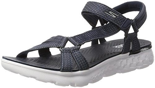 Skechers On Mujer Compra Para RadianceHeels The Go 400 Sandals WEYDH29Ieb