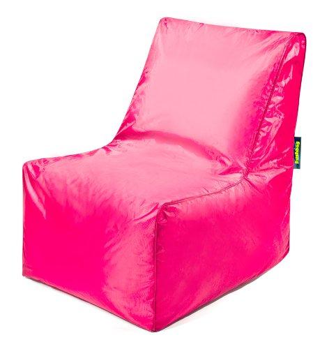 PUSHBAG Sitzsack-Stuhl, pink