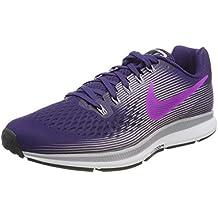 NIKE Air Zoom Pegasus 34, Chaussures de Running Compétition Femme