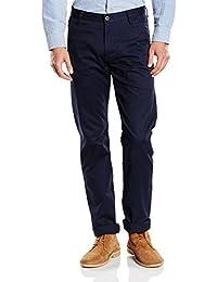 Dockers Alpha Khaki Tapered Stretch Twill  - Pantalon - Slim - Homme