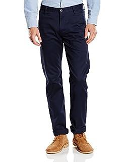 Dockers Alpha Original Khaki Pantalon, Bleu (Stretch/Pembroke), W28/L32 Homme (B00VKE5HAS) | Amazon Products