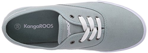 KangaROOS - K-vulca 5080, Sneaker basse Donna Turchese (Türkis (blue surf 841))