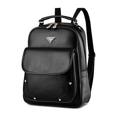 Sommer 2017 die neue Mode Reisen Rucksack lässig Shoulder Bag Handtaschen College Stil Wind Fuchsia