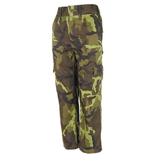 MFH US Army BDU Kinderhose für Jungen und Mädchen (M 95 CZ tarn/XXL (170/176))