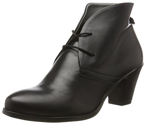 LiliMill Women's giusy Boots, Black (Nero ner), 8 UK
