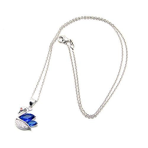 beautiful-bead-plata-esterlina-colgante-collar-azul-royal-ganso-de-la-mujer
