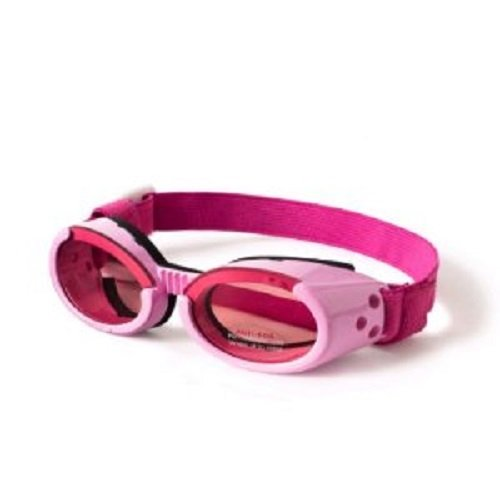 Artikelbild: Doggles Hundebrille ' ILS ' Shiny/Pink Gr. L