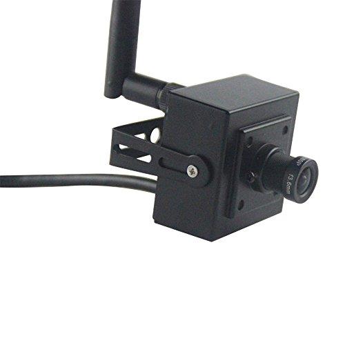 Eyevison Mini portatile, Wireless IP WIFI, telecamera di sorveglianza ad