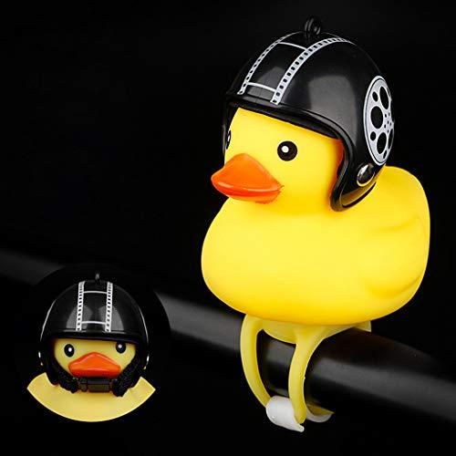 oon Duck Head Light Shining Duck Fahrradklingeln Lenker Fahrradzubehör ()