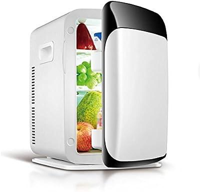 15L refrigerador refrigerado solo silencioso solo Frigorífico del coche Coche con dos refrigeradores Gabinete de la refrigeración
