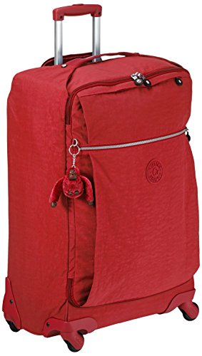 Kipling - DARCEY M - 60 Litri - Trolley - Vibrant Red - (Rosso)