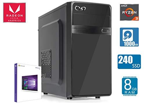 - CEO Epsilon V2 - Business-Desktop - RYZEN 3 QUADCORE