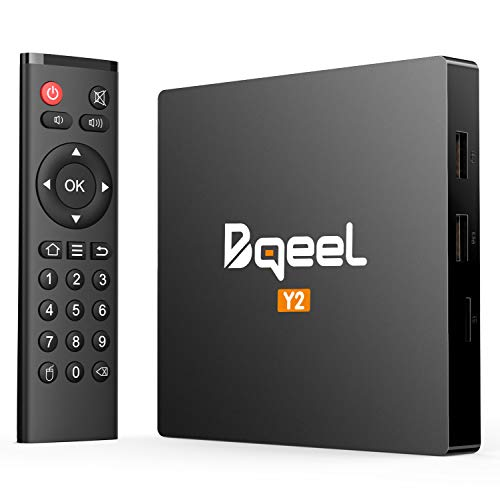 Android TV Box ideal HBO | Bqeel Y2 | 4K | HDR | SÓLO HOY OFERTA ESPECIAL