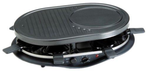 Steba Raclette für acht Personen mit Crepe-Bereich