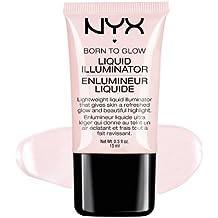 (6 Pack) NYX Born To Glow Liquid Illuminator - Sunbeam
