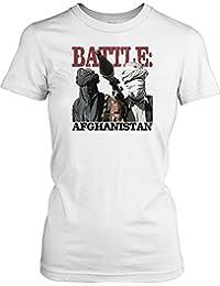 Battle Afghanistan - Taliban Ladies T Shirt