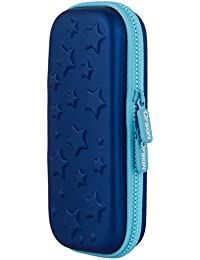 Ofsign Multipurpose Night Star Art Blue Pencil Pouch