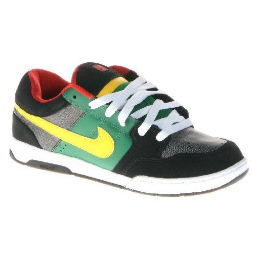 6.0 Air (Sneaker Nike 6.0 Air Mogan black/varsity maize/green 7.0)
