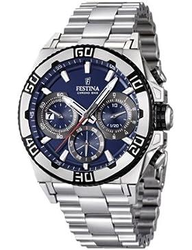 Festina Herren-Armbanduhr XL Tou