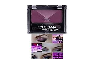 Maybelline Colorama Mono Eyeshadow Dark Plum 402