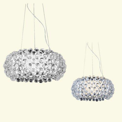 18 Licht-kristall-kronleuchter (Hengda® 2x 18w LED kristall deckenleuchte Licht wechselbar Acryl Kronleuchter E27 für Esszimmer Vintage Style Pro)