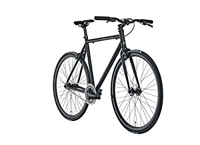 Fixie Inc. Blackheath Black 2019 Cityrad