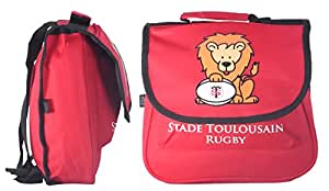 Cartable TOULOUSE - Collection officielle STADE TOULOUSAIN - Rugby Top 14
