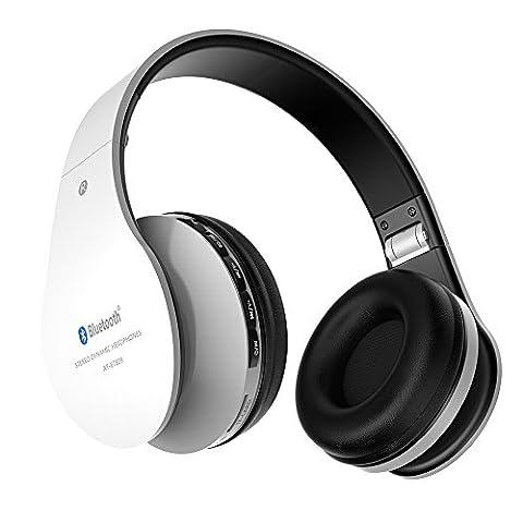 Bluetooth Kopfhörer,AITA BT809 Drahtloser Kopfhörer Stereo-Musik Over Ear Wireless Headphones