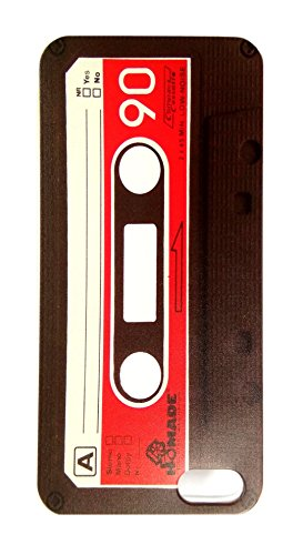 Retro Cassette iPhone Case for iPhine 5/5G - 4 Colours
