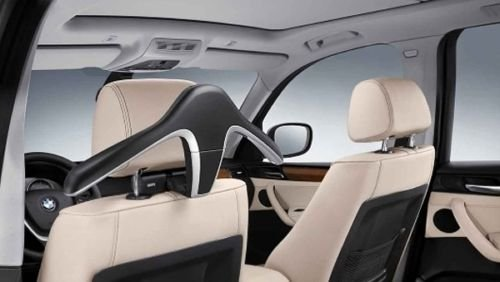 NEW GENUINE BMW TRAVEL /& COMFORT SYSTEM COAT HANGER 51952449251