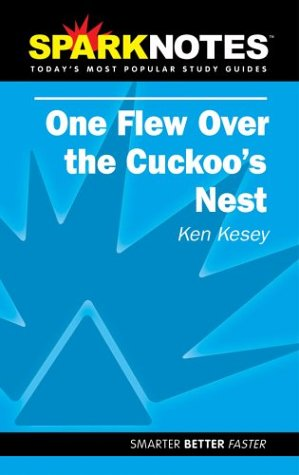 Book cover for One Flew Over the Cuckoo's Nest